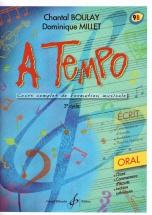 Boulay Ch. - A Tempo Vol. 9b Serie Oral