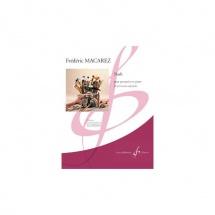 Macaretz Frederic - Nash - Percussion Et Piano