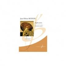 Beydon J.o. - Algebrometrie - Cor Et Piano