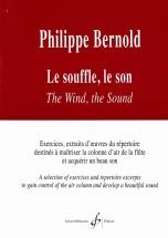 Bernold Philippe - Le Souffle, Le Son - Flûte