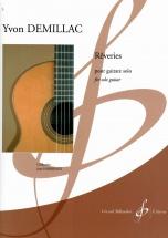 Demillac Yvon - Reveries - Guitare