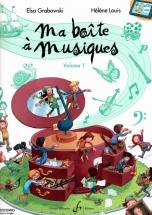 Grabowski E./louis H. - Ma Boîte A Musiques Vol.1
