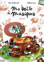 Grabowski E./louis H. - Ma Boîte A Musiques Vol.2