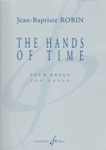 Robin Jean-baptiste - The Hands Of Time - Orgue