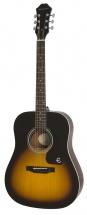 Epiphone Guitar Ft-100 Vintage Sunburst