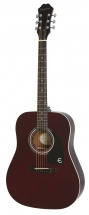 Epiphone Guitar Ft-100 Wine Red