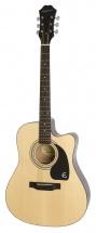 Epiphone Guitar Ft-100ce Natural