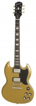 Epiphone Ltd Ed 1966 G 400 Pro Metallic Gold