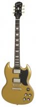 Epiphone Ltd Ed 1966 G 400 Pro Metallic Gold
