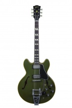 Gibson Limited Editions 1964 Es-345 Bigsby Mono Varitone Od Green 2016 + Etui