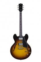 Gibson Historic 1958 Es-335 Vos 58 Burst Nickel 2016 + Etui