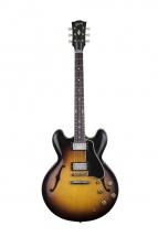 Gibson Historic 1959 Es-335 Vos Historic Burst Nickel 2016 + Etui