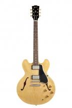 Gibson Historic 1959 Es-335 Vos Vintage Natural Nickel 2016 + Etui