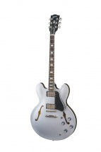 Gibson Es-335 Metallic Top Silversilver Metallic 2018