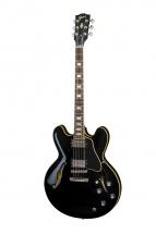 Gibson Es-335 Lh Gaucher Traditional Vintage Ebony 2018