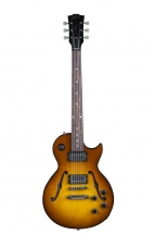 Gibson Limited Editions Es-lp Special Gc Iced Tea Burst Nickel 2016 + Etui