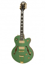 Epiphone Originals Archtop Uptown Kat Es Emerald Green Metallic