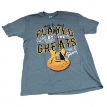 Gibson Played By The Greats T (indigo), Xxl