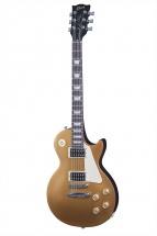 Gibson Les Paul Lp 50s Tribute 2016 Hp Satin Gold Top Dark Back + Housse