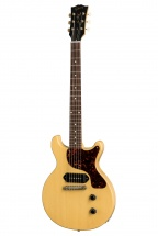 Gibson 1958 Les Paul Junior Double Cut Reissue Vos Tv Yellow