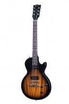 Gibson Lp Junior Single Coil 2016 Limited Run Satin Vintage Sunburst Satin Vintage Sunburst