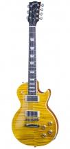Gibson Lp Standard 7 String 2016 Limited Run Translucent Amber Translucent Amber
