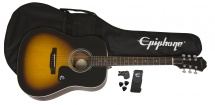 Epiphone Ft-100 Player Pack Vintage Sunburst