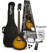 Epiphone Pro-1 Les Paul Jr. Rocksmith Pack Vintage Sunburst