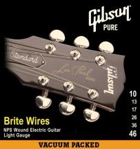 Gibson Brite Wires Seg-700l 10-46 Light