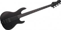 Ltd Guitars Ap-4 Black Metal Black Satin