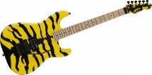 Ltd Guitars Gl-200mt Yellow W/ Tiger Graphic