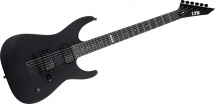 Ltd Guitars Jeff Ling Noir Satine