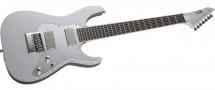 Ltd Guitars Commande Speciale Guitares Acoustiques Sans Sous-serie Signature Ken Susi 7 Metallic Sil