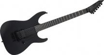 Ltd Guitars Black Metal Noir Satine