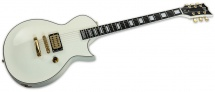 Ltd Guitars Neil Westfall Blanc Nacre
