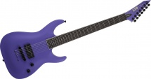 Ltd Guitars Sc-607 Baritone 1 Hum Purple Satin