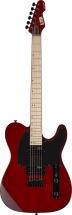 Ltd Guitars Te200m-stbc Te200 Maple See Thru Black Cherry
