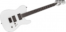 Ltd Guitars Te Modele 400 Telecaster 401 White Satin