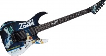 Ltd Signature Kirk Hammett White Zombie