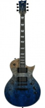 Ltd Guitars Ec1000bp-blunfd Blue Nautral Faded