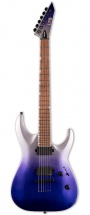 Ltd Guitars Mh400 Nt Violet Pearl Fade