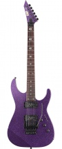 Esp Kh2-psp Custom Shop Signatures Kirk Hammett Violet Paillet