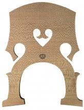 Aubert Chevalet Contrebasse Chevalet De Luthier 4/4 4 Cordes