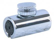 Gewa Eliminateur Contrebasse Petit Eliminateur Cylindrique Chrome