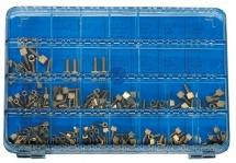 Gewa Pieces Hausses Archet Boîte Dassortiment Decrous