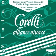 Corelli Cordes Violon Alliance Forte 800fb