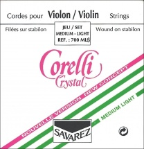 Corelli Cordes Violon Crystal Light 701ml