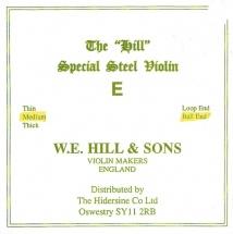 Hill & Sons Cordes Violon Thick