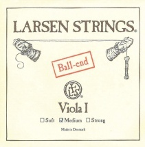 Larsen Strings Cordes Alto Multifilament-fiberkern Medium