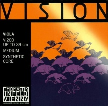 Thomastik Cordes Alto Vision Noyau Synthetique Moyen Vi200
